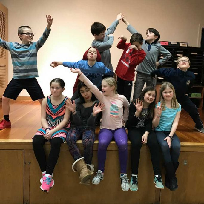 Children & Youth - North Shore Congregational Church