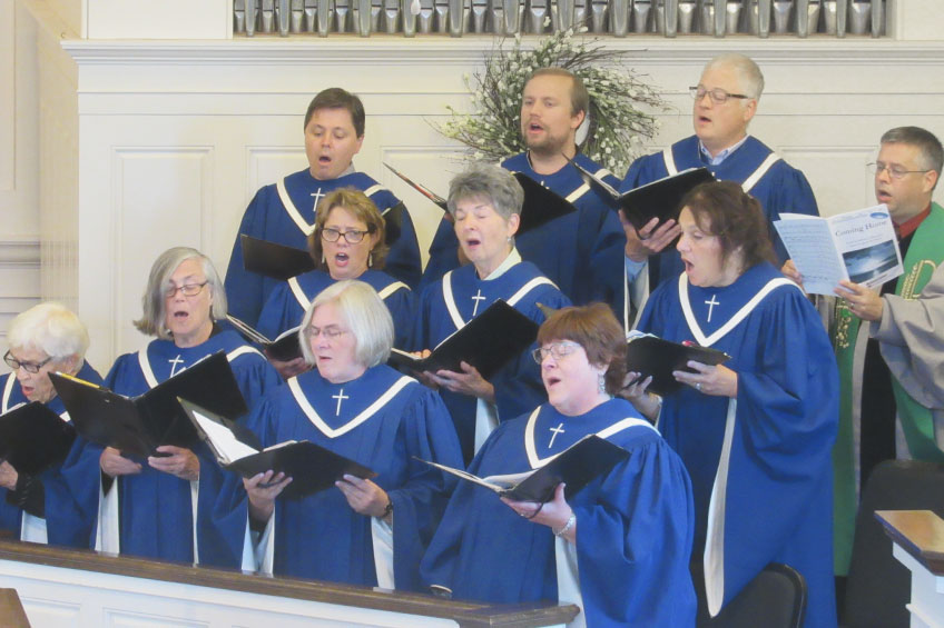 Chancel Choir - North Shore Congregational Church