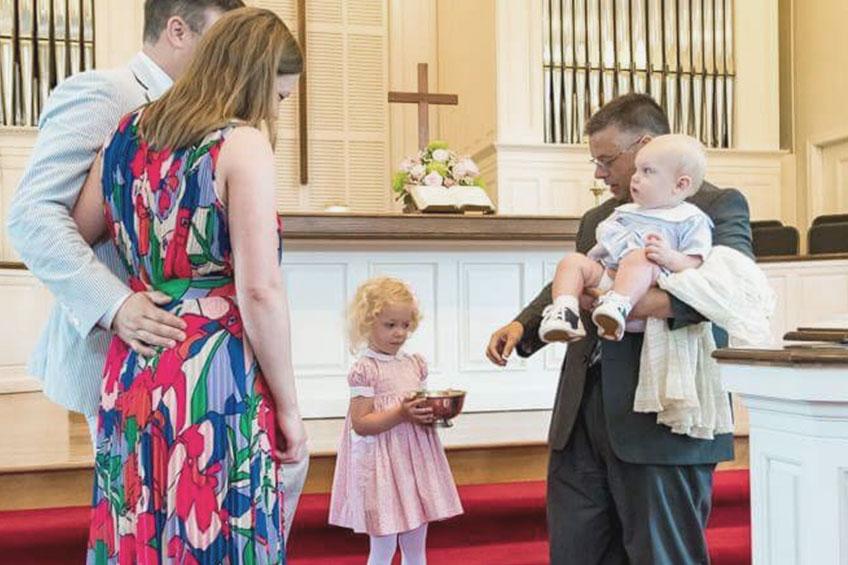 Baptisms - North Shore Congregational Church