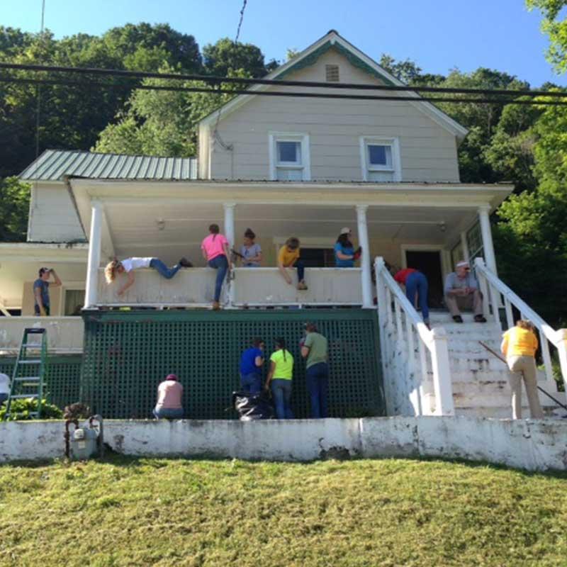 Benevolence & Service - North Shore Congregational Church