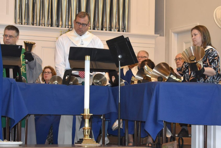 Handbell Choir - North Shore Congregational Church