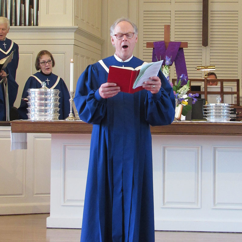 Rick Kieffer - North Shore Congregational Church