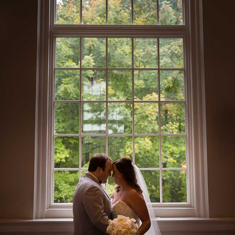 Weddings at North Shore Congregational Church