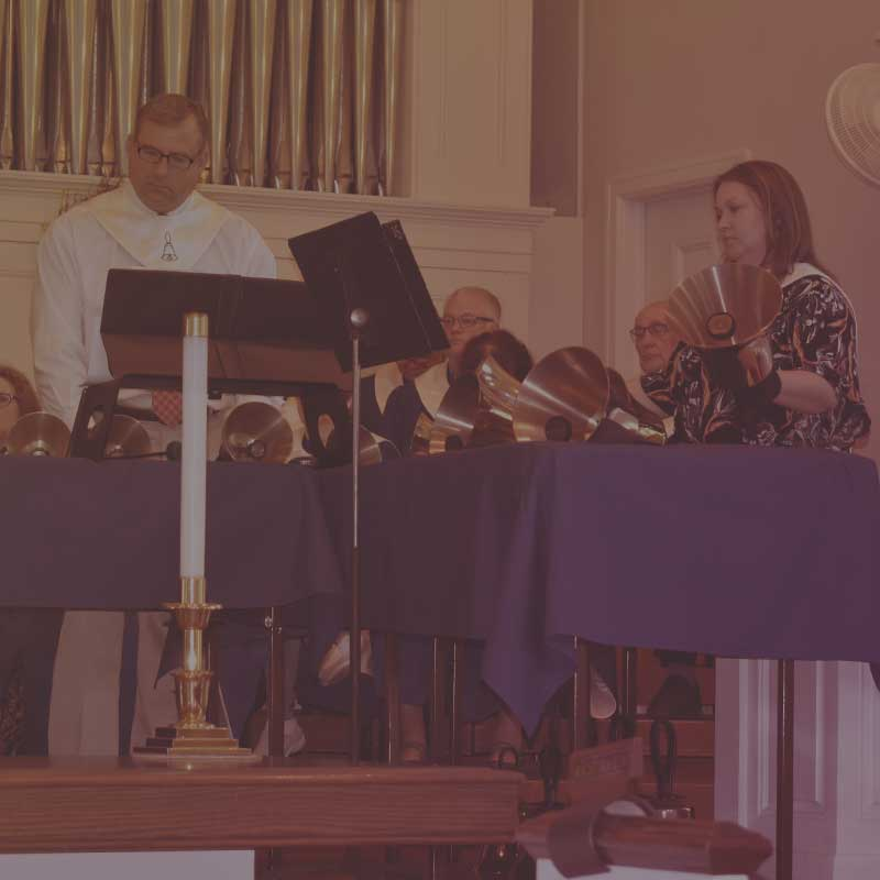 North Shore Congregational Handbell Choir